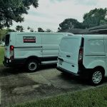our locksmith vans near your location