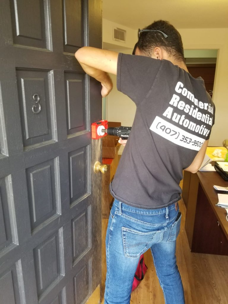 our locksmith service