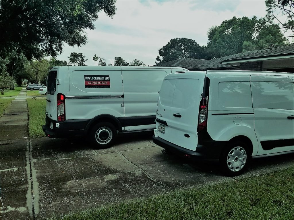 Gotha locksmith van