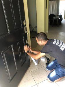 installing locks